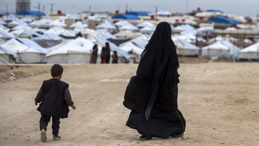 Σχεδόν 100 οικογένειες στέλνονται στο Ιράκ από καταυλισμό συγγενών τζιχαντιστών του ISIS