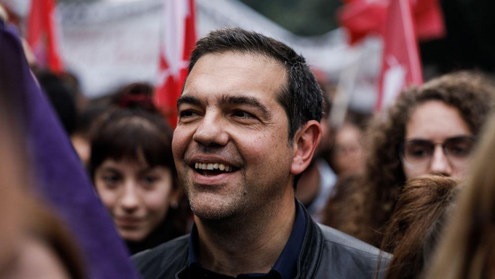 Ο Τσίπρας στηρίζει τις κινητοποιήσεις σε ΟΤΕ