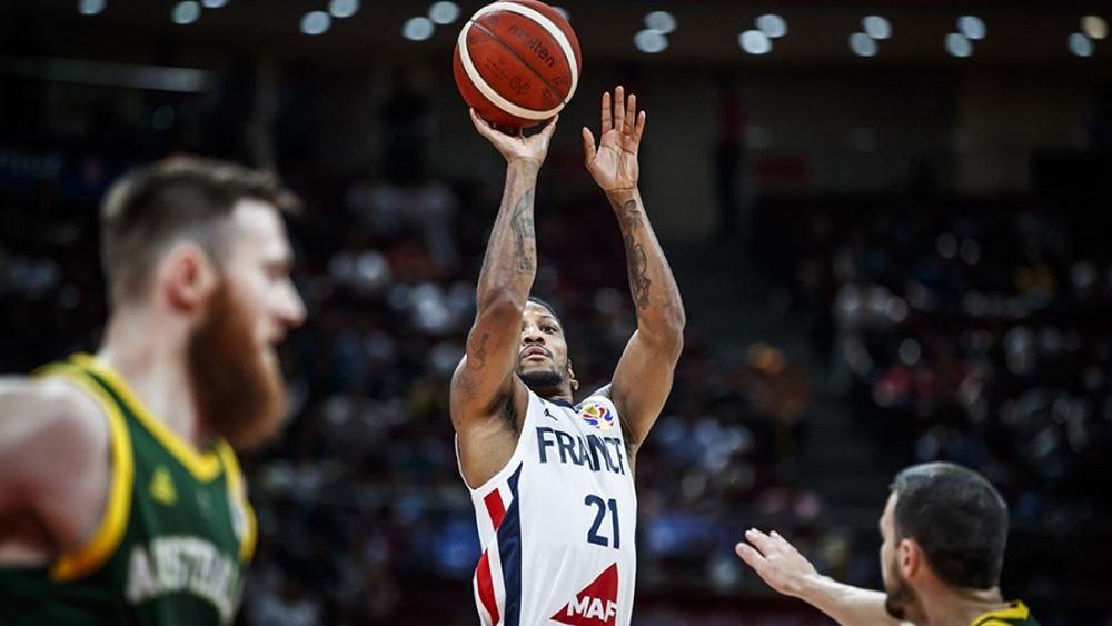 Η Γαλλία νικήτρια του μικρού τελικού στο Μουντομπάσκετ