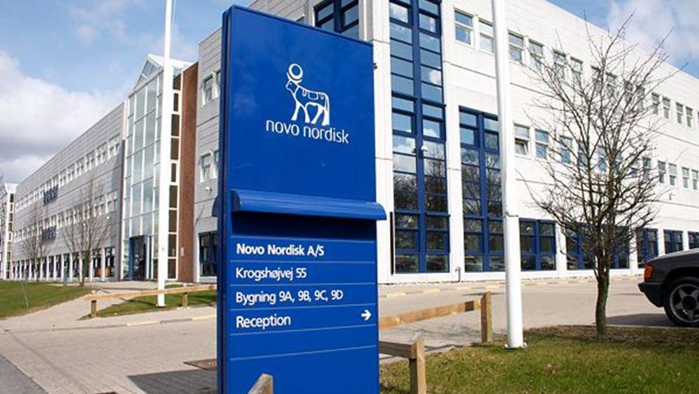 Novo Nordisk: Καλύτερα του αναμενόμενου τα καθαρά κέρδη στο τρίμηνο