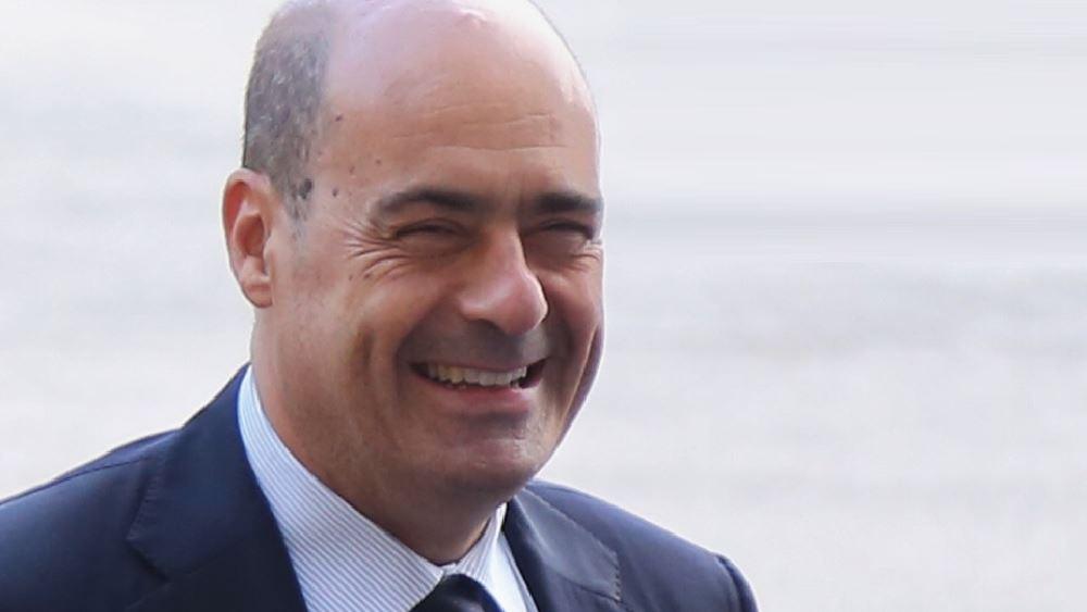 Ιταλία: Παραιτήθηκε μέσω Facebook ο γραμματέας του ιταλικού Δημοκρατικού Κόμματος Ν. Τζινγκαρέτι
