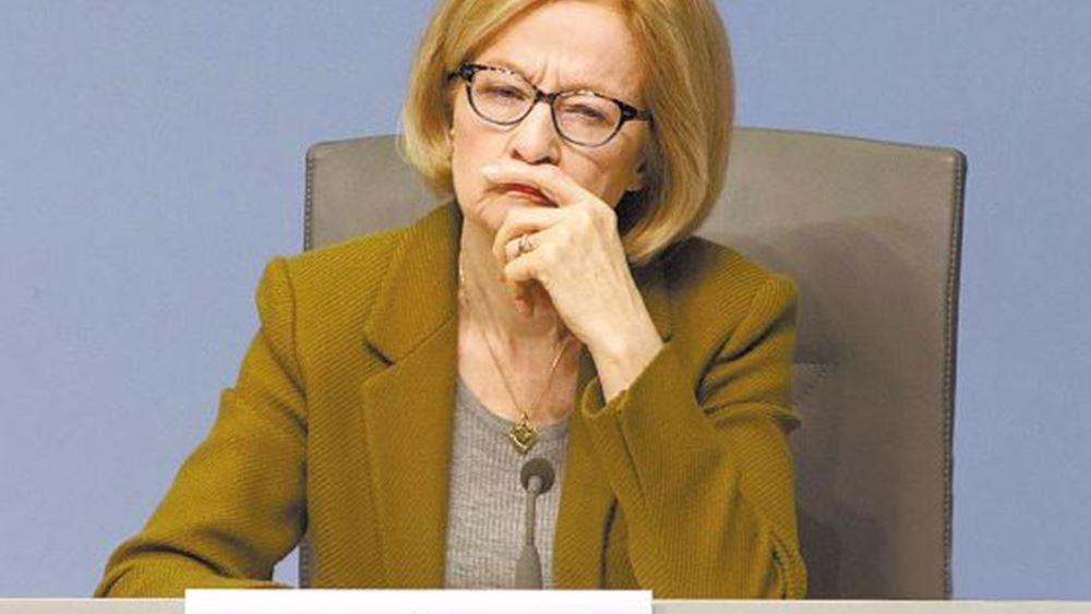 Nouy: Στα αρχικά του βήματα το ελληνικό σχέδιο για τις τράπεζες