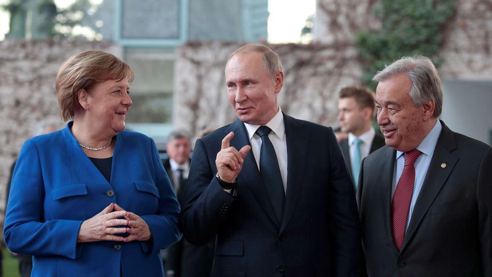 Reuters: Κοντά σε επίτευξη συμφωνίας στη Διάσκεψη του Βερολίνου