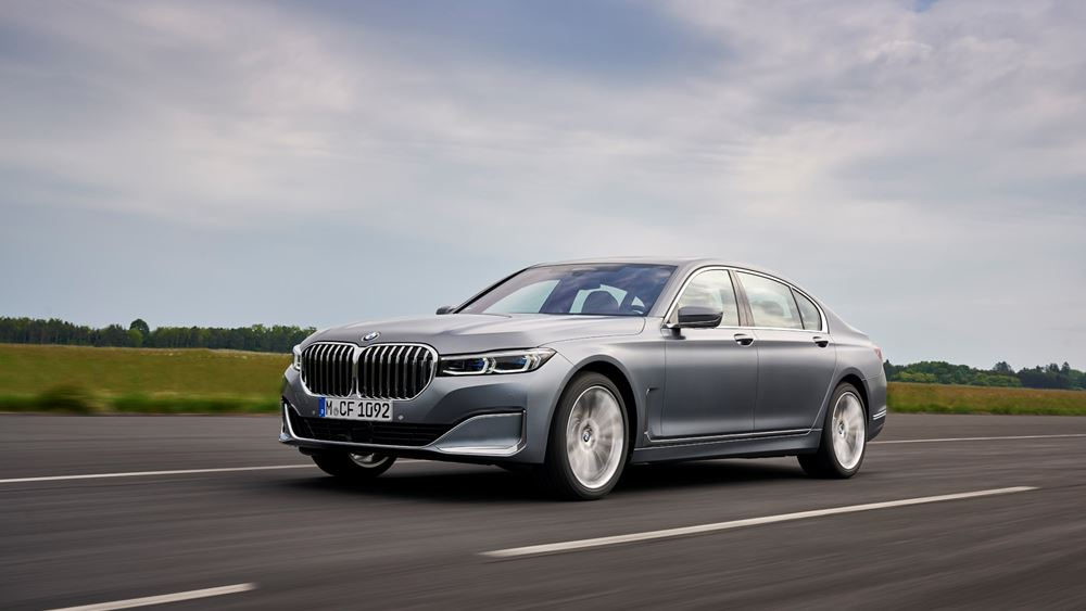 Νέοι εξακύλινδροι, εν σειρά κινητήρες για την BMW Σειρά 7
