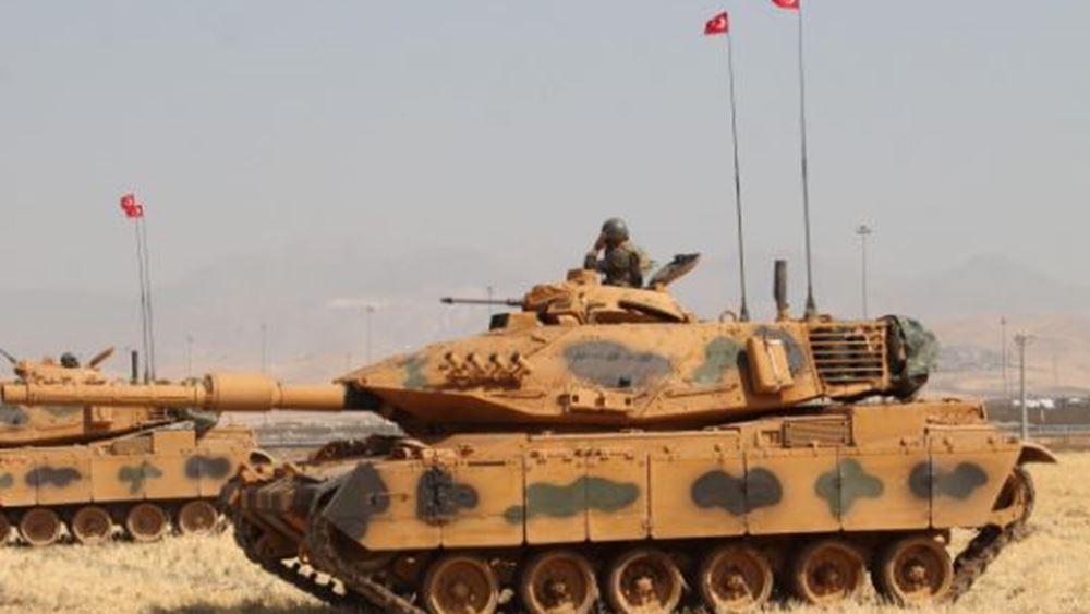 """Τουρκία: Η Βουλή έδωσε το """"ΟΚ"""" για επιχειρήσεις σε Ιράκ και Συρία"""