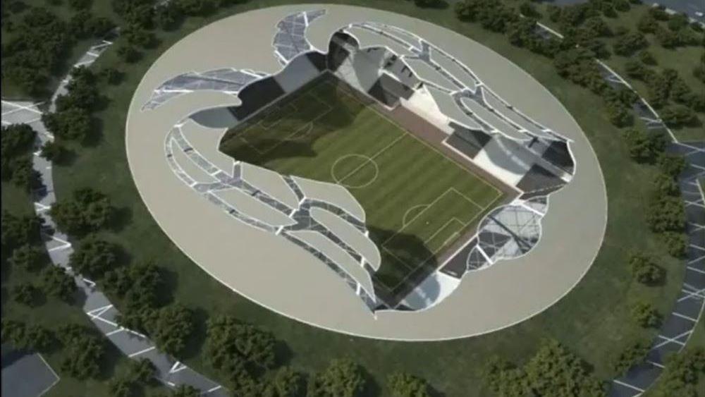 Εγκρίθηκε η ανέγερση νέου γηπέδου του ΠΑΟΚ στην Τούμπα