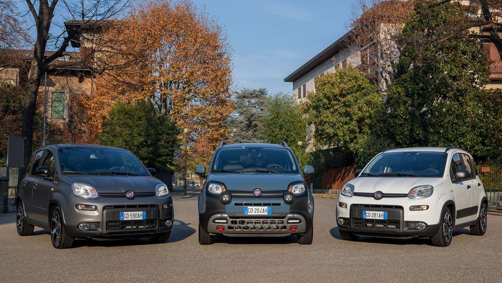 Στην Ελλάδα το νέο Fiat Panda