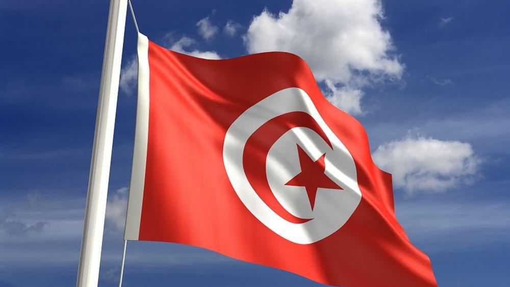 Τυνησία σημαια