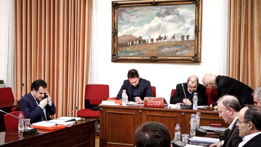 Βουλή: Οξύ φραστικό επεισόδιο μεταξύ Αννέτας Καββαδία - Αδωνι Γεωργιάδη
