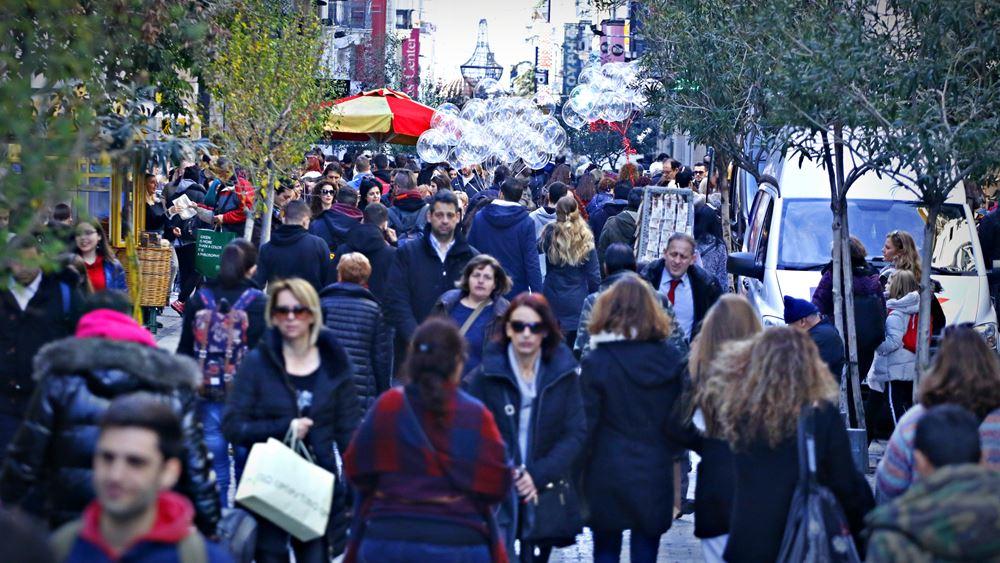 Ύφεση 6 – 12 μηνών αναμένουν οι Έλληνες λόγω κορονοϊού