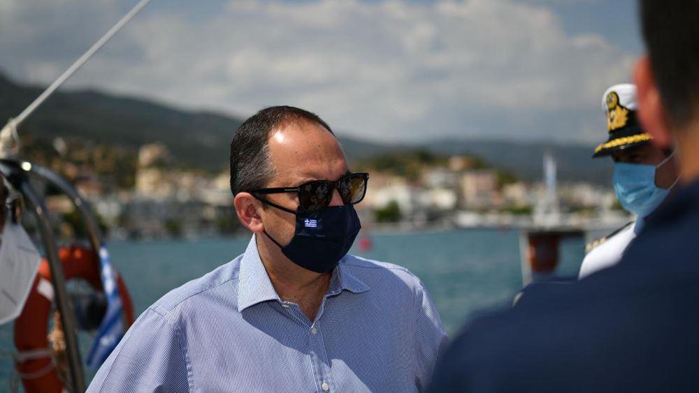 Γ. Πλακιωτάκης: Αρνητικός στον κορονοϊό ο υπ. Ναυτιλίας