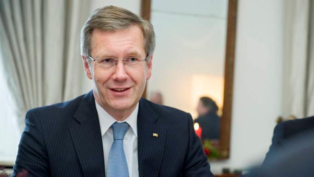 Κάλεσαν πρώην πρόεδρο της Γερμανίας να μιλήσει στην Τουρκία και δεν είχαν διερμηνέα