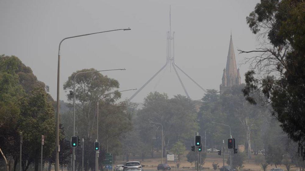 Αυστραλία: Τοξικό νέφος καπνού έχει απλωθεί στην πρωτεύουσα Καμπέρα