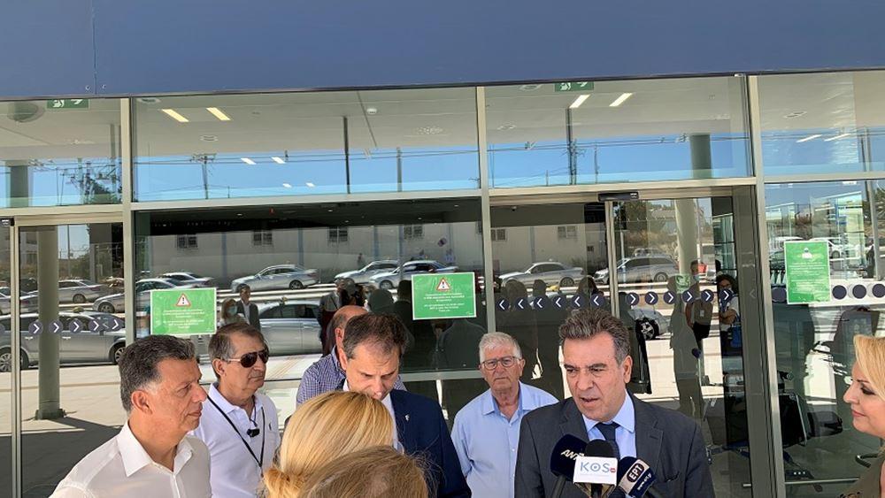 Προσγειώθηκε η πρώτη πτήση της TUI στην Κω