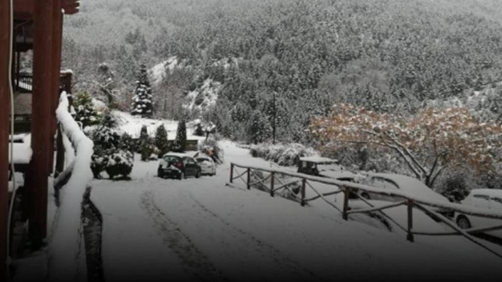 Αποκλεισμένες πέντε κοινότητες της ορεινής Ναυπακτίας