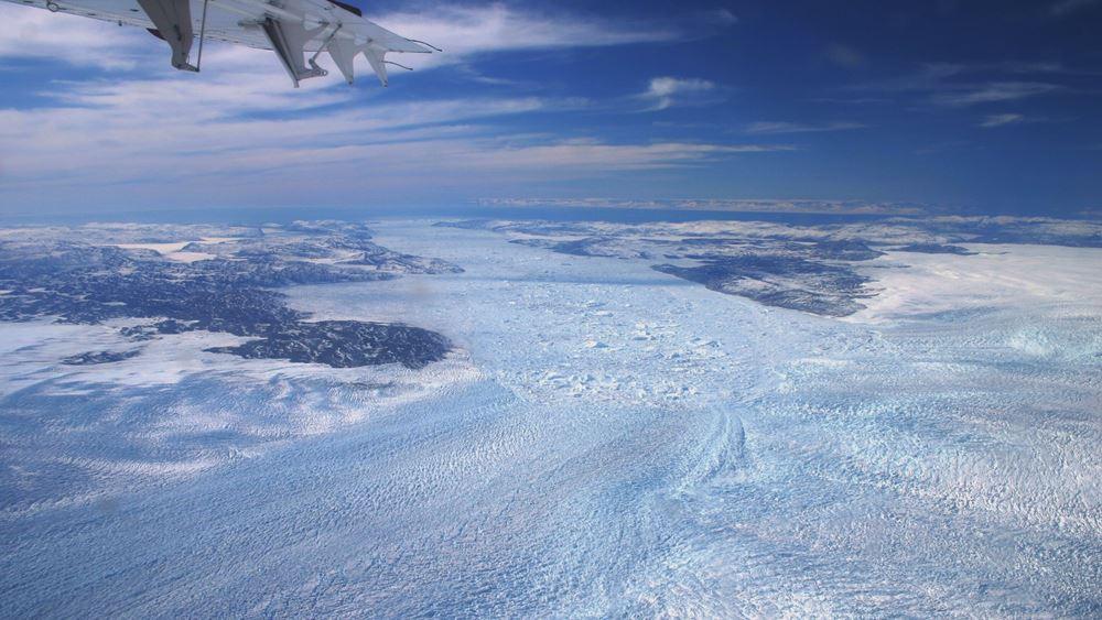 Γροιλανδία: Οι πάγοι χάνονται επτά φορές πιο γρήγορα από ό,τι στη δεκαετία του '90