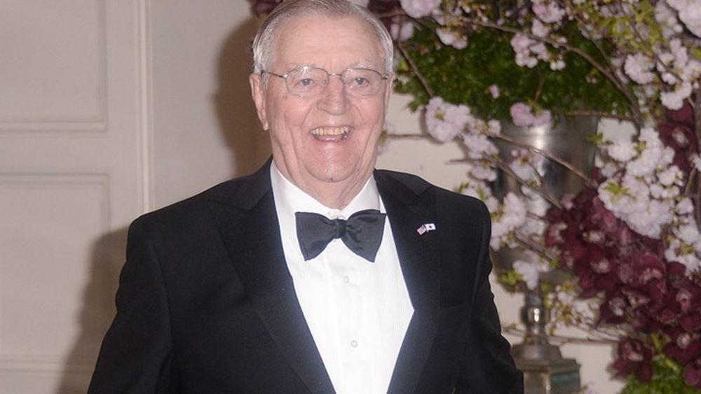 ΗΠΑ: Ο πρώην αντιπρόεδρος Ουόλτερ Μοντέιλ απεβίωσε σε ηλικία 93 ετών