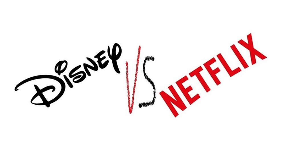 Disney ή Netflix;