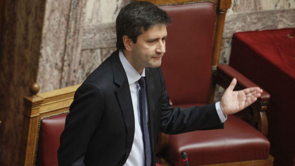 Γ.Χουλιαράκης: Προσαρμογή σημαίνει αύξηση φόρων, αλλιώς θα είχαμε άτακτη χρεοκοπία