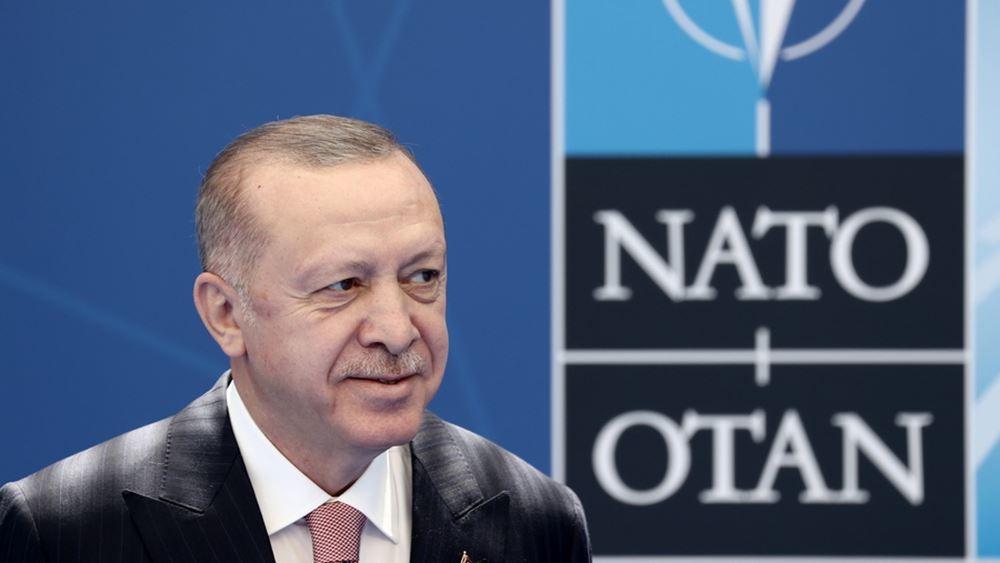 Ερντογάν από Βρυξέλλες: Η αναβίωση του διαλόγου με την Ελλάδα συμβάλλει στην περιφερειακή σταθερότητα