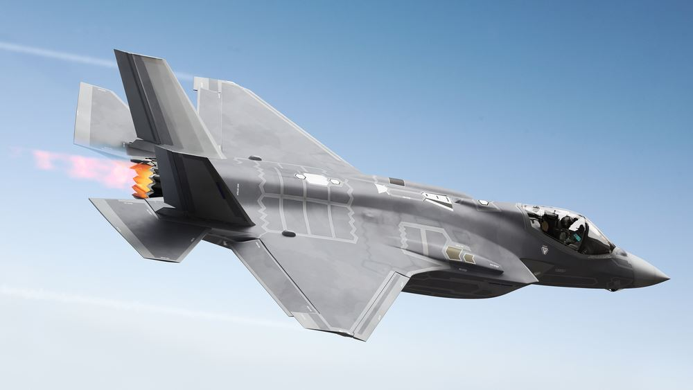 Επίσημο: Οι ΗΠΑ ενημέρωσαν την Τουρκία ότι απομακρύνθηκε από το πρόγραμμα των F-35