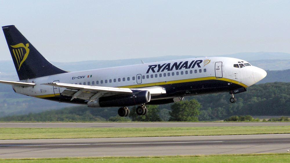 "Ryanair:  ""Ανόητη"" η απόφαση του Λονδίνου να μπαίνουν σε καραντίνα όσοι έρχονται από το εξωτερικό"
