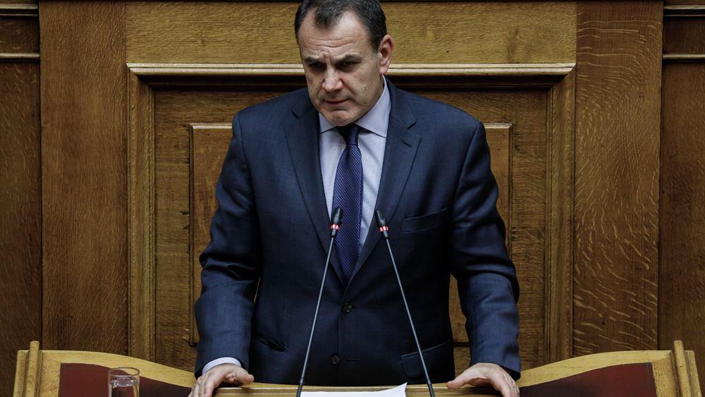 Παναγιωτόπουλος: Ουδέποτε έκανα δήλωση που να αφορά τα λεγόμενα Ερντογάν