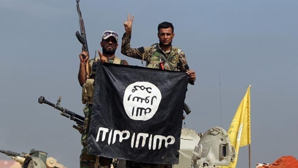 """Η Ουκρανία συνέλαβε τον βοηθό του """"υπουργού πολέμου"""" του Ισλαμικού Κράτους"""