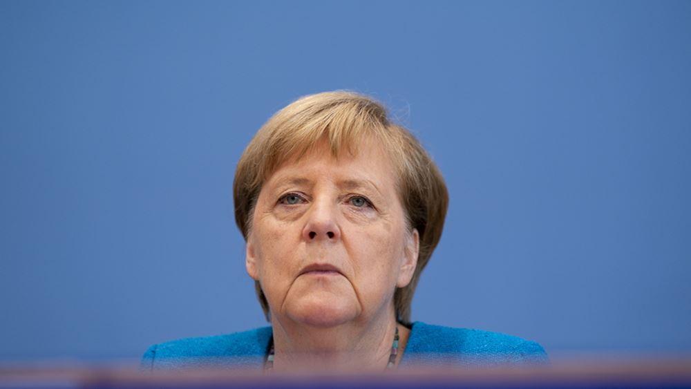 Άνγκελα Μέρκελ: Η πανδημία, η κλιματική αλλαγή και η τρομοκρατία οι σημαντικότερες προκλήσεις της διατλαντικής συνεργασίας
