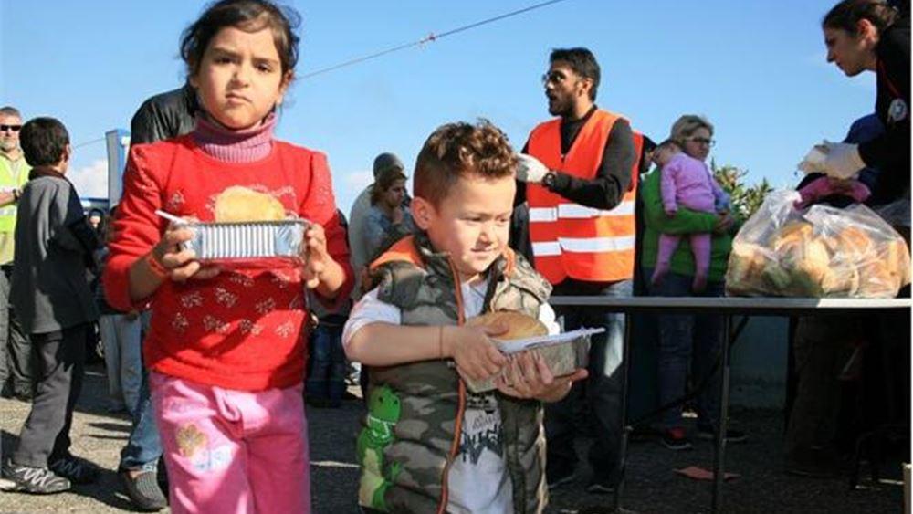 Μόλις ένα στα τέσσερα ασυνόδευτα προσφυγόπουλα διαμένουν σε κατάλληλες δομές