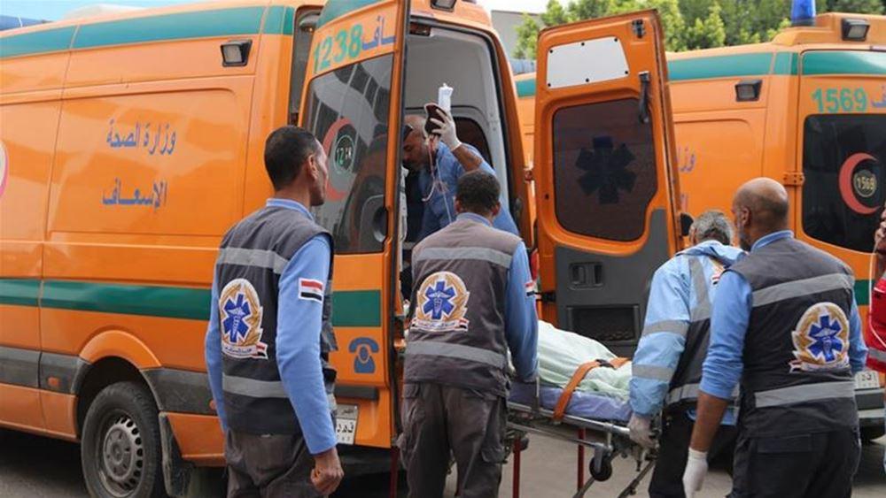 Αίγυπτος: Τουλάχιστον 23 νεκροί από σύγκρουση φορτηγού με μικρό λεωφορείο