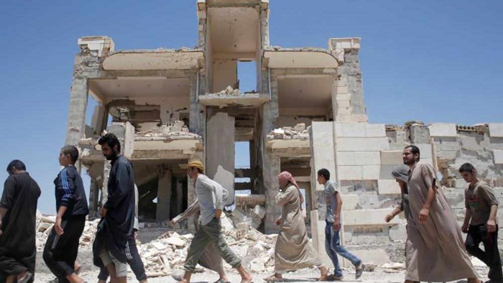 Συρία: Μεγάλη αύξηση θανάτων παιδιών καταγράφηκε στον καταυλισμό Αλ-Χολ, σύμφωνα με βρετανική ΜΚΟ