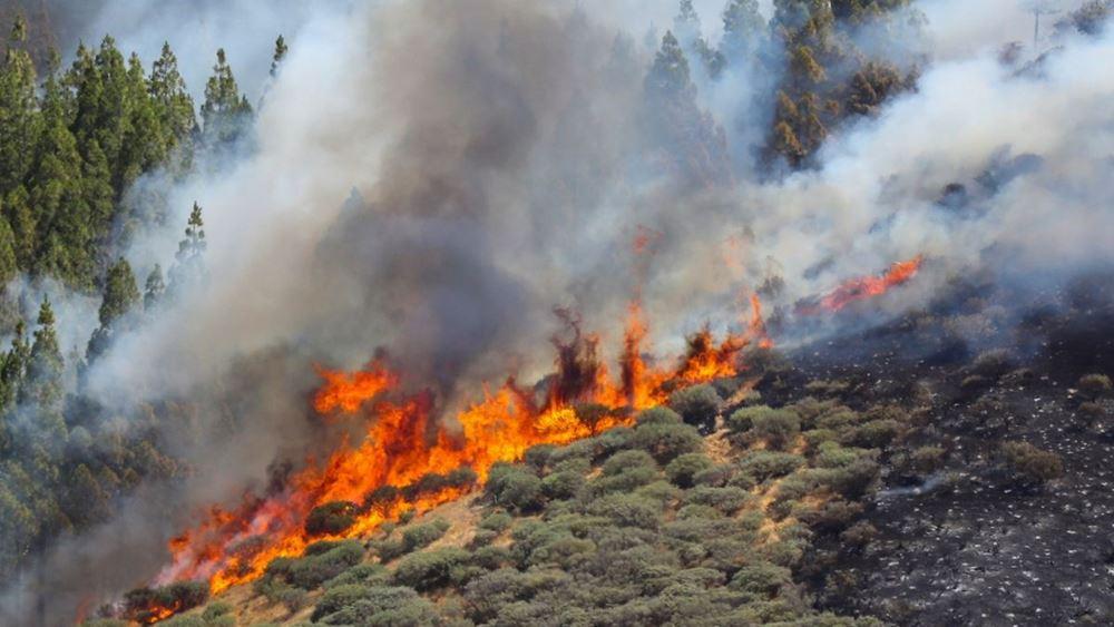 Ισπανία: Έσβησε η πυρκαγιά στην Καταλονία, πολύ αυξημένος ο κίνδυνος για πυρκαγιές σε όλη τη χώρα