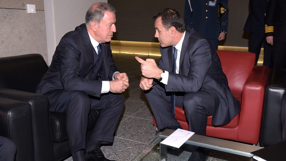 Παναγιωτόπουλος σε Ακάρ: Όχι σε προκλητικές ενέργειες που διατηρούν την ένταση
