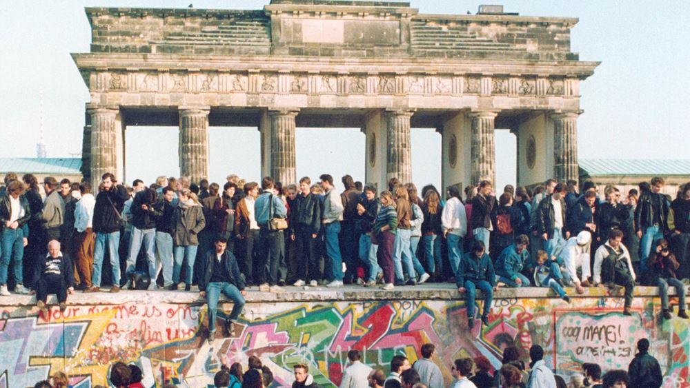 Χτίζει τείχη η Ευρώπη μετά το 1989;