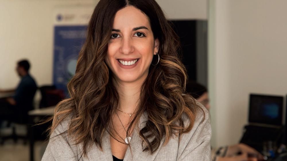 ΈλεναΧαϊλαζοπούλου: Ξεχωρίζοντας στο ηλεκτρονικό επιχειρείν