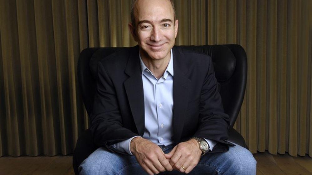Ο Τζεφ Μπέζος στην κορυφή της λίστας Forbes με τους πλουσιότερους Αμερικανούς