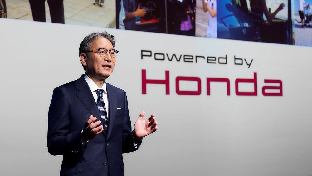 Νέες πρωτοβουλίες και στόχοι για την Honda
