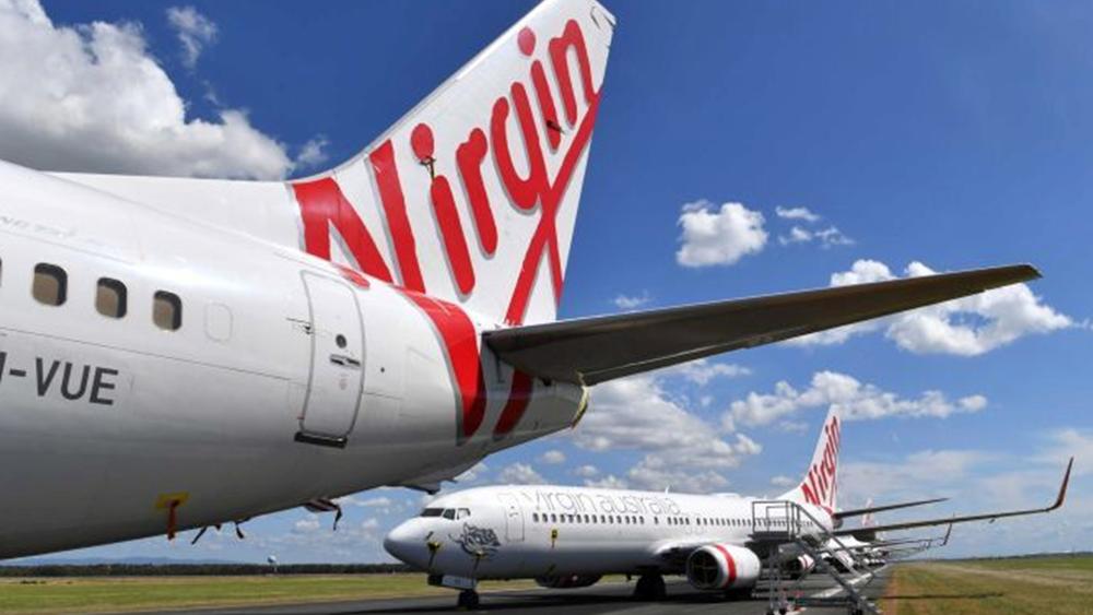 """Σε ειδική διαχείριση η Virgin Australia, """"θύμα"""" της κρίσης του κορονοϊού - Ενέχυρο το ιδιωτικό νησί του βάζει ο Μπράνσον"""