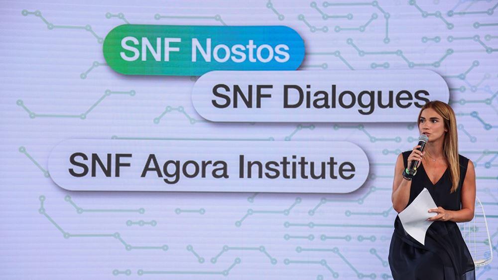 ΙΣΝ: Διάλογος μεταξύ ανθρώπου και Τεχνητής Νοημοσύνης στη σκηνή της 45ης συνάντησης των ΔΙΑΛΟΓΩΝ