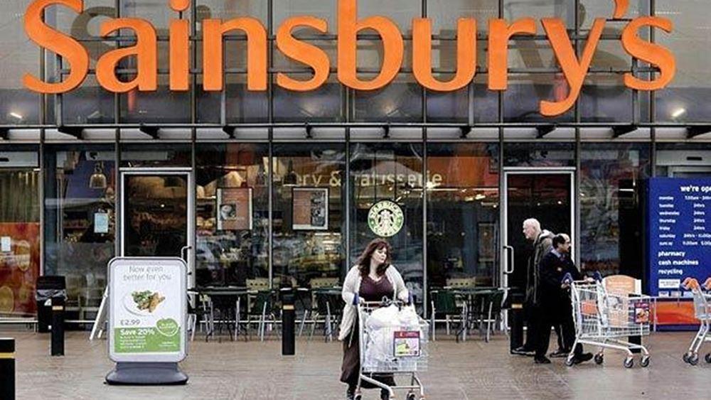 Βρετανία: Στο 31,4% θα διαμορφωθεί το μερίδιο αγοράς των Sainsbury-Asda