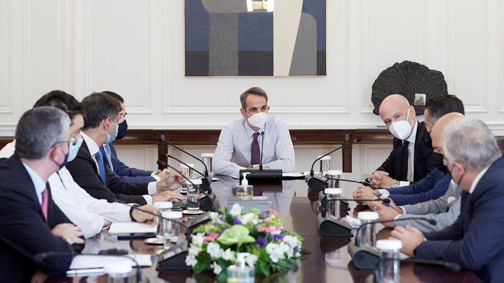 Νέο πρόγραμμα στήριξης του κλάδου του τουρισμού, ύψους έως 420 εκατ. ευρώ, ανακοίνωσε ο Κ. Μητσοτάκης