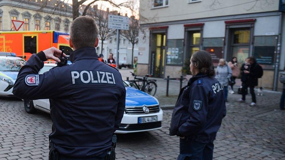 """Γερμανία: """"Ασαφές"""" αν το πακέτο στο Πότσδαμ περιείχε πραγματική εκρηκτική συσκευή"""
