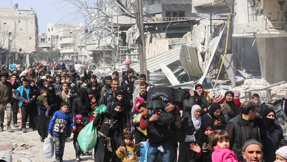 Ερντογάν: Η ζώνη ασφαλείας στη ΒΑ Συρία θα επιτρέψει τον επαναπατρισμό 1 εκατ. Σύρων