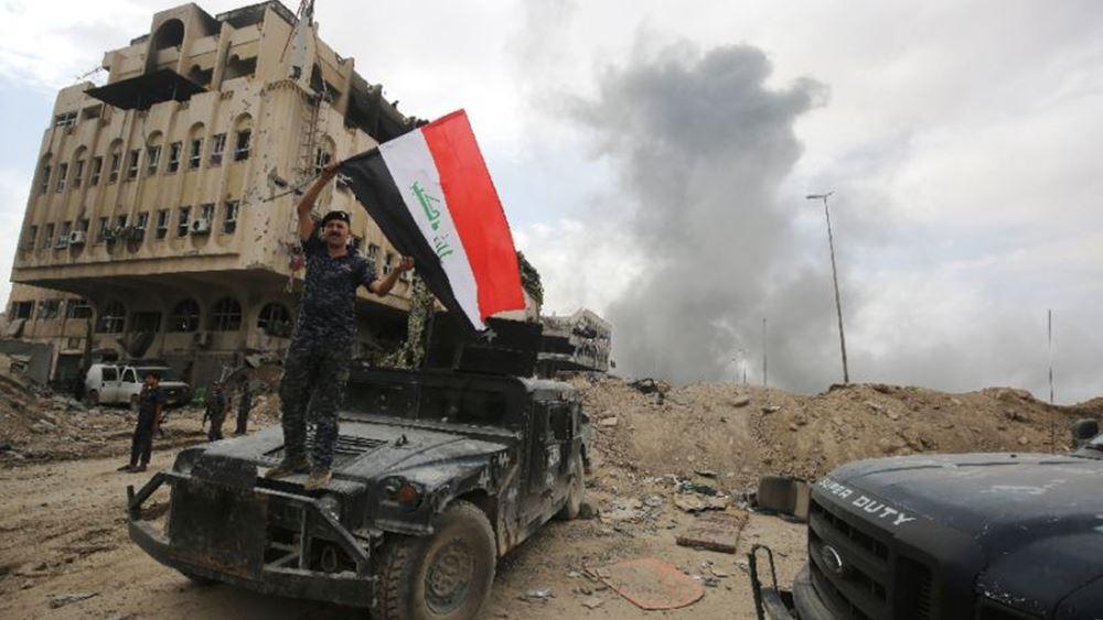 Ιράκ: Ρουκέτες κατά στρατιωτικής βάσης που σταθμεύουν δυνάμεις των ΗΠΑ στη Μοσούλη