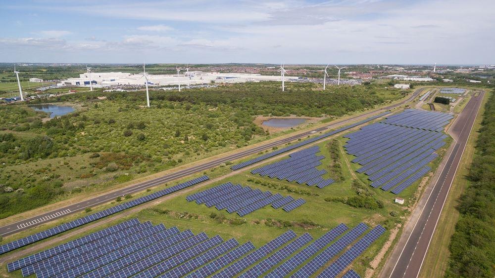 Nissan: Επέκταση στο πάρκο ανανεώσιμων πηγών στο εργοστάσιο τουSunderland