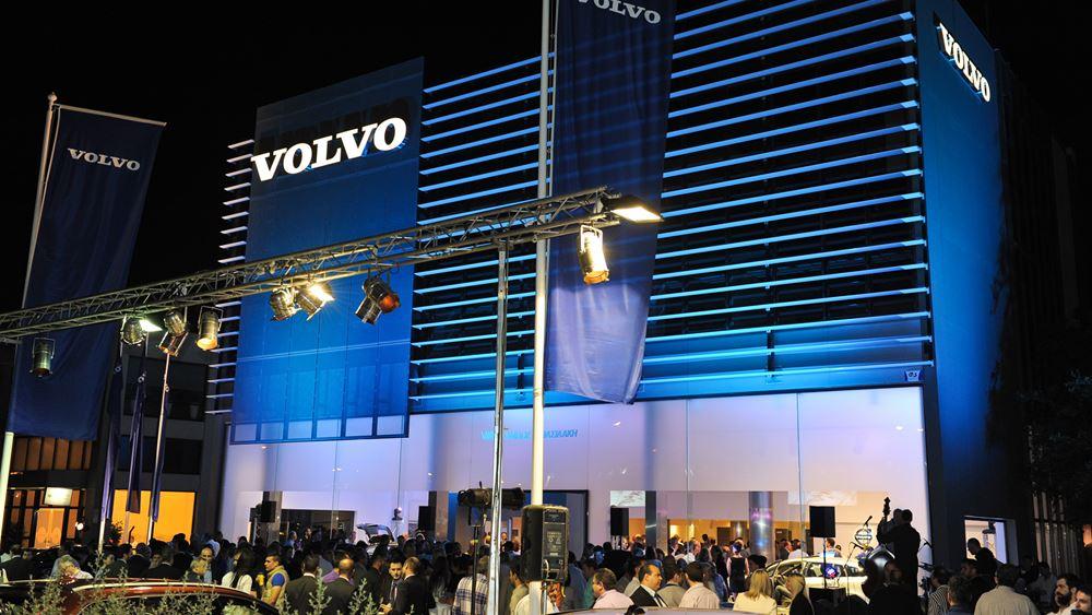 Νέο κατάστημα Volvo ΒΕΛΜΑΡ