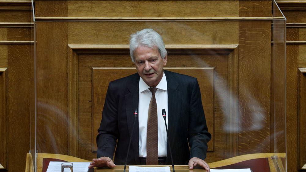 Δεν θα συμμετάσχει η Ελληνική Λύση στην ψηφοφορία για Δ. Παπαγγελόπουλο