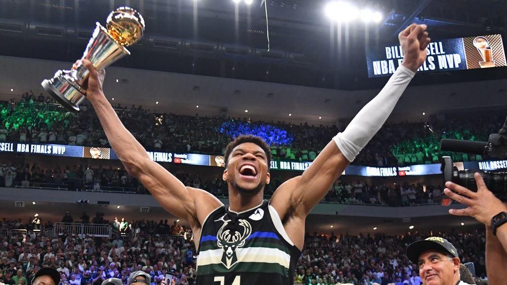 Ιστορική εμφάνιση Αντετοκούνμπο σε έναν από τους καλύτερους τελικούς NBA όλων των εποχών