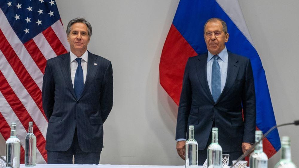 Κρεμλίνο: Οι συνομιλίες Λαβρόφ-Μπλίνκεν ενθαρρυντικές για μία σύνοδο κορυφής Πούτιν-Μπάιντεν